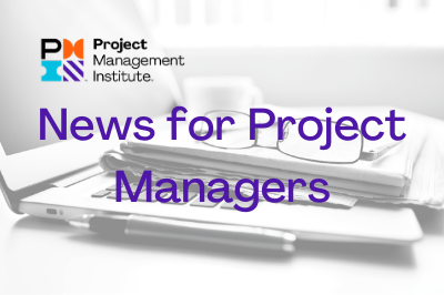 News for Project Managers 400